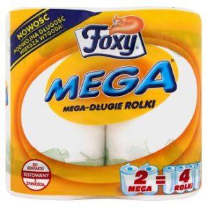 foxy mega