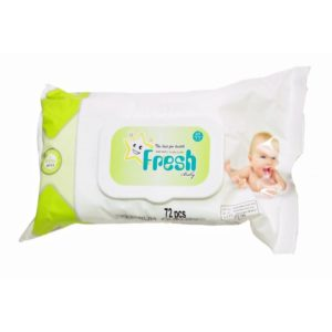 chusteczki nawilzane fresh baby